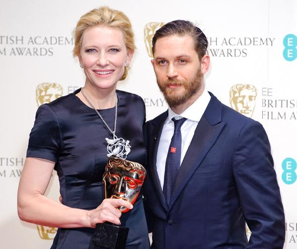 Cate Blanchett, mejor actriz