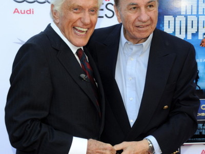 Richard sherman y Dick van Dyke