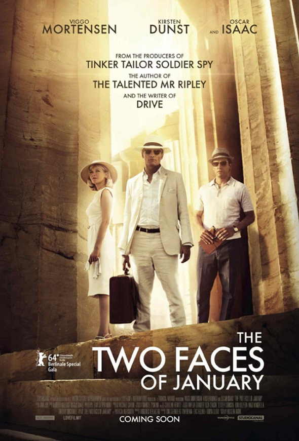 Póster de 'The two faces of January'