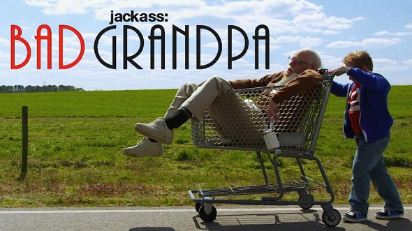 Jackass presenta Bad Grandpa