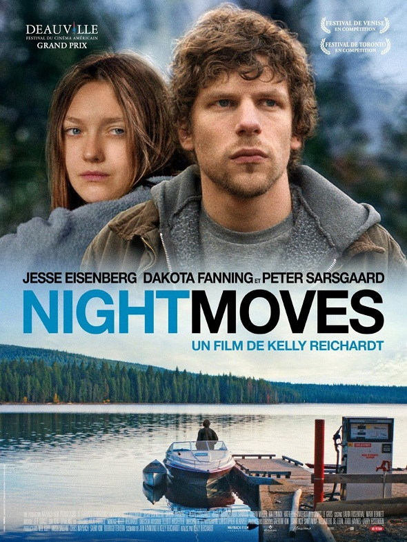 Póster de 'Night moves'