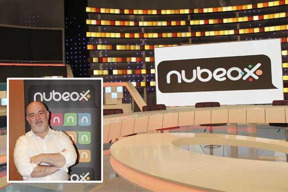 Presentación NUBEOX. Jesús Moreno