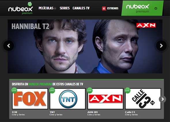 Interfaz NUBEOX Premium