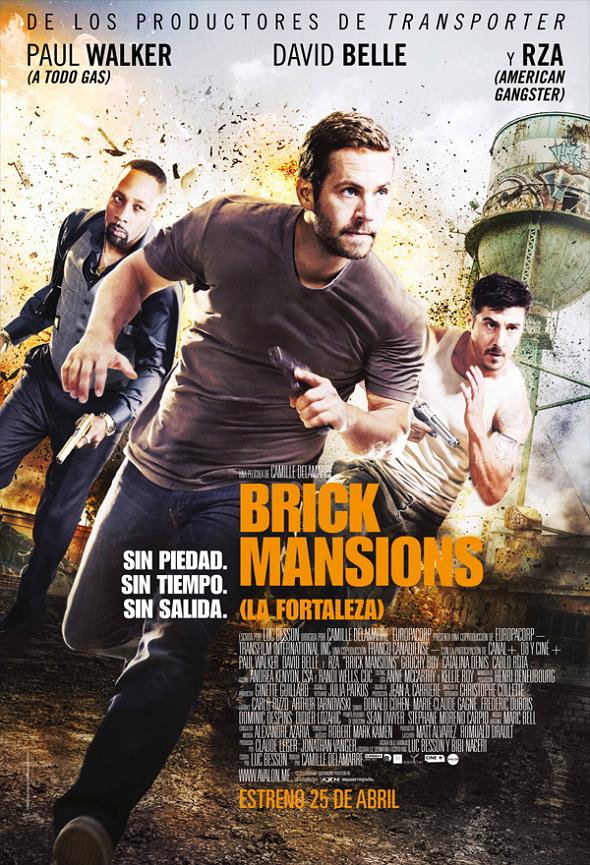 La fortaleza (Brick Mansions)