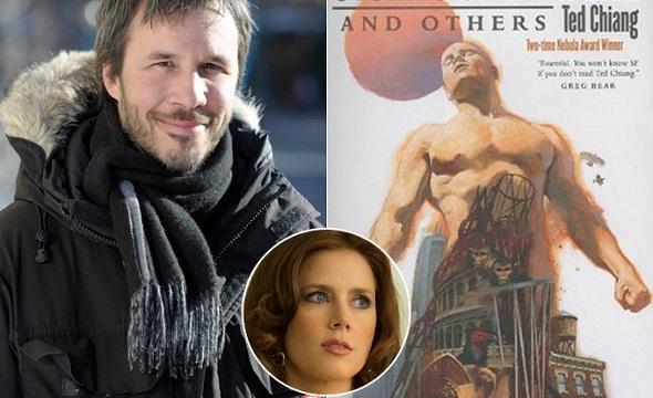 Denis Villeneuve dirige y Amy Adams protagoniza 'Story of your life'