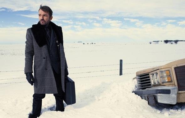 Billy Bob Thornton protagoniza la serie 'Fargo'