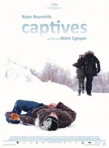 Póster de 'The captive'