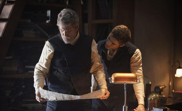 Jeff Bridges y Brendon Thwaites protagonizan 'The giver'