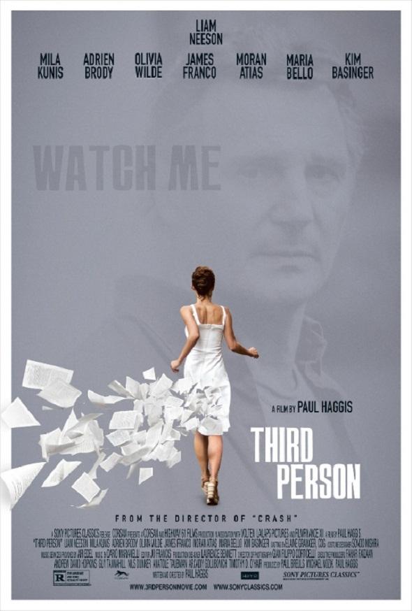 Póster de 'Third person'