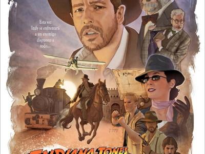 Indiana Jones y el enigma del Santo Oficio