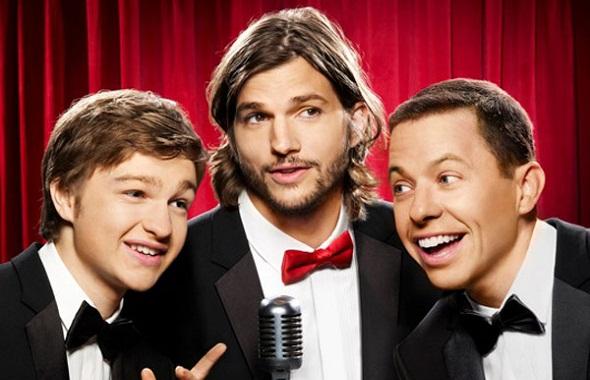'Dos hombres y medio' llega a su fin en la 12ª temporada