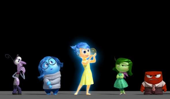 'Inside out', el nuevo film de Pixar