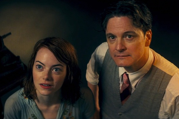 Emma Stone y Colin Firth protagoniza 'Magic in the moonlight'