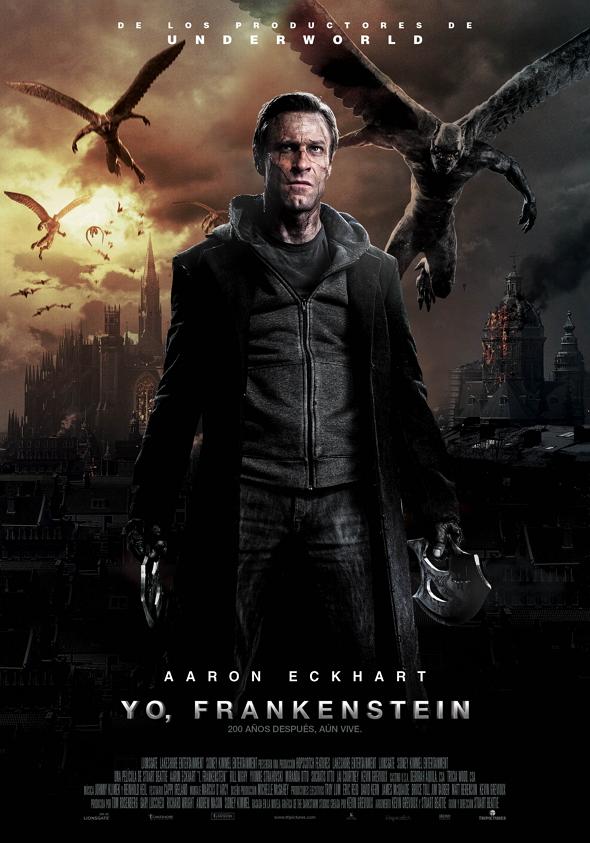 Yo Frankenstein