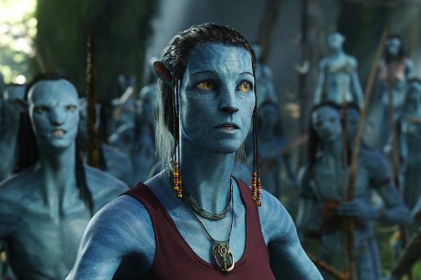 El personaje de Sigourney Weaver en 'Avatar'