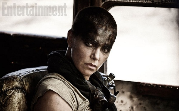 Charlize Theron en 'Mad Max: Fury road'