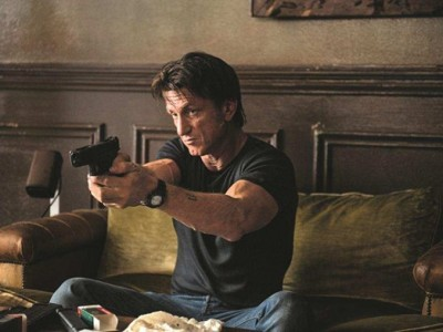 Sean Penn en 'The gunman'