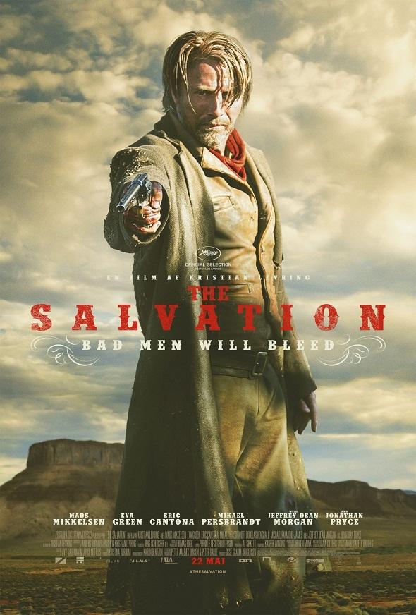 Póster de 'The salvation'