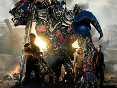 'Transformers: la era de la extinción'