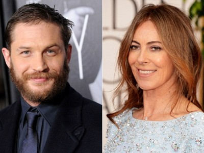 Kathryn Bigelow y Tom Hardy trabajarán juntos en 'The true american'