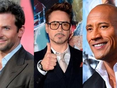Robert Downey Jr encabeza el ránking de los actores mejor pagados