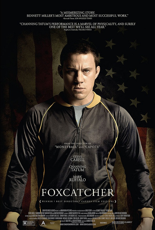 Nuevo póster de 'Foxcatcher'