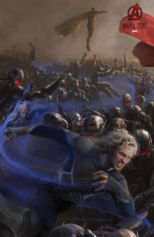 Los Vengadores: La era de Ultrón (Avengers: Age of Ultron