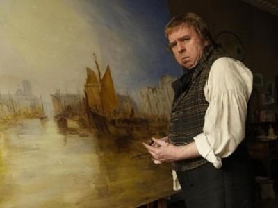 Timothy Spall como el genial pintor en 'Mr. Turner'