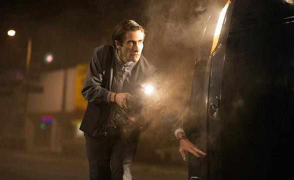 Jake Gyllenhaal busca la noticia en 'Nightcrawler'