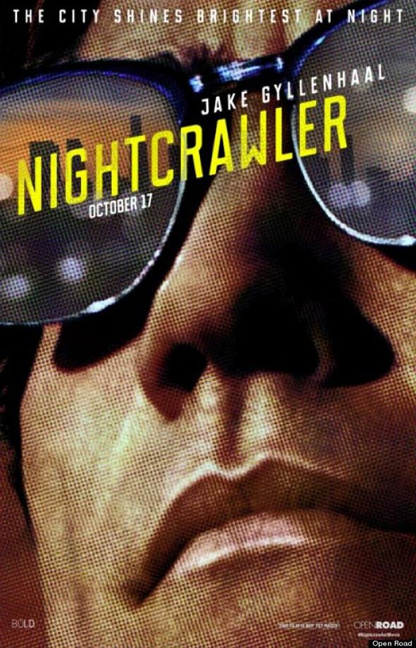 Póster de 'Nightcrawler'