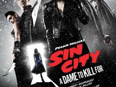 Sin City Una dama por la que matar