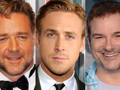 Protagonistas y director de 'The nice guys'