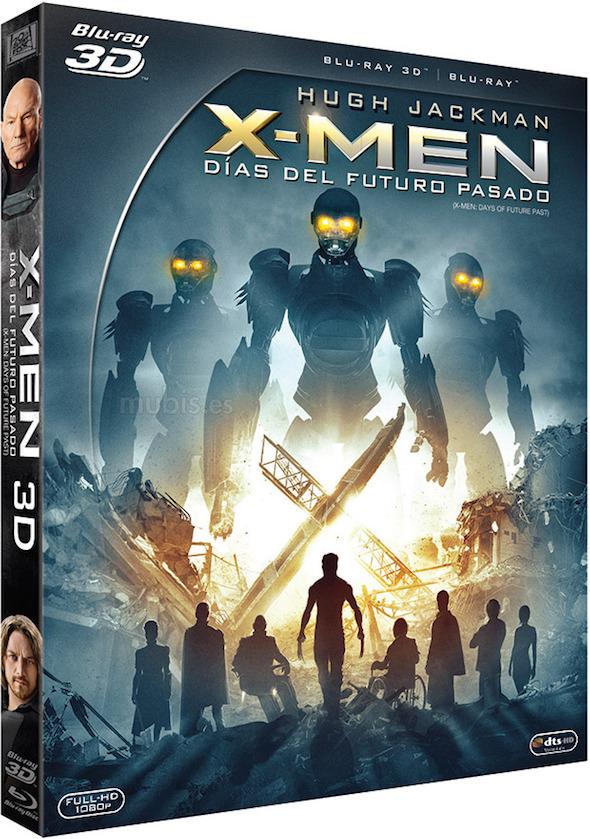 'X-MEN días del futuro pasado'