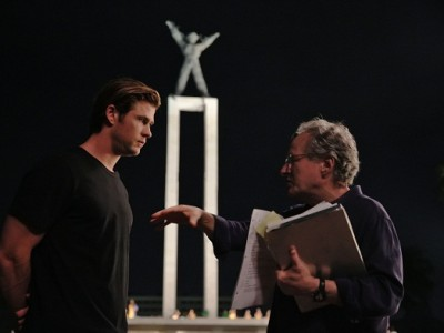Michael Mann dirige a Chris Hemsworth en 'Blackhat'