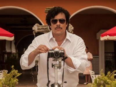 Benicio del Toro da vida a Pablo Escobar