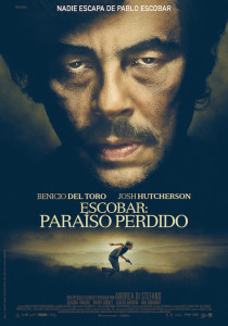 'Escobar: paraíso perdido'