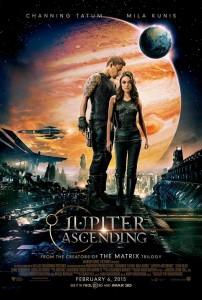 Nuevo póster de 'Jupiter Ascending'