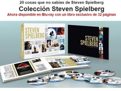 Colección Steven Spielberg