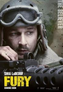 Póster de Shia LaBeouf