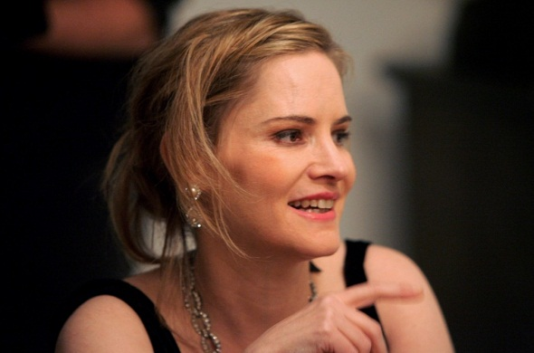 Jennifer Jason Leigh protagonizará 'The hateful eight'