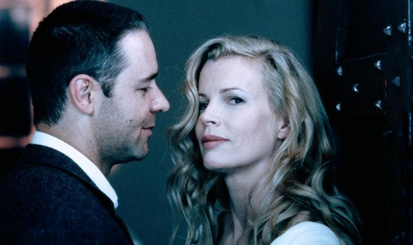 Russell Crowe y Kim Basinger volverán a coincidir en 'The nice guys'