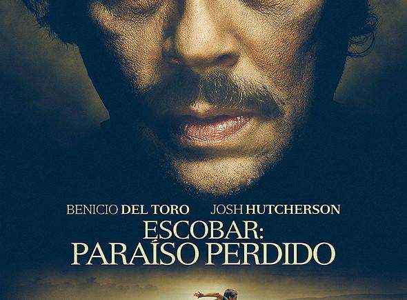 Póster en español de 'Escobar, Paraíso Perdido'