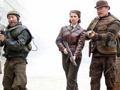 Hayley Atwell es la Agente Carter