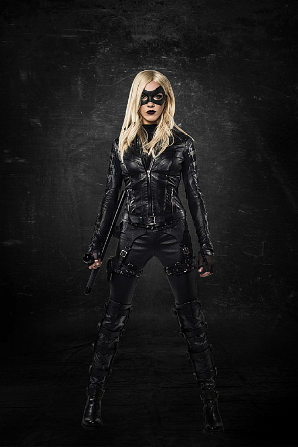 Katie Cassidy es Black Canary en 'Arrow'