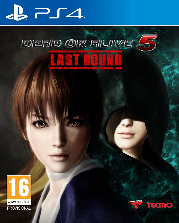 Dead or Alive 5. Carátula PS4