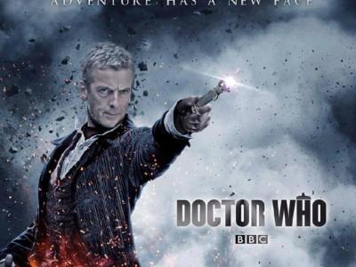 Peter Capaldi es el Doctor Who