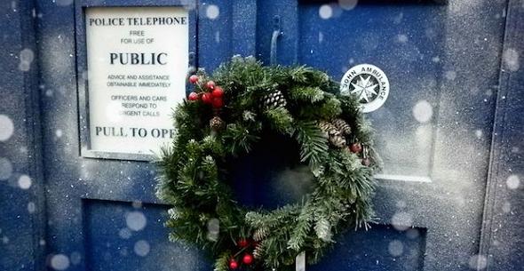 El Doctor Who volverá a casa por Navidad
