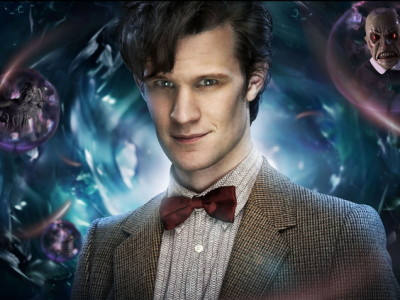 El actor Matt Smith