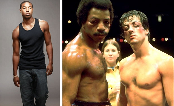 Michael B. Jordan protagonizará 'Creed', el Spin-off de 'Rocky'