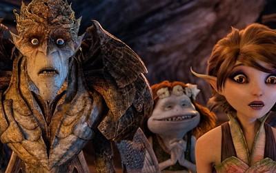 Primera imagen de 'Strange Magic', lo nuevo de Disney y Lucasfilm